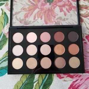 BN MAC Cosmetics warm neutrals x 15